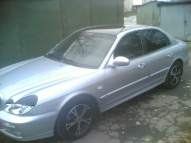 Hyundai Sonata, 2008