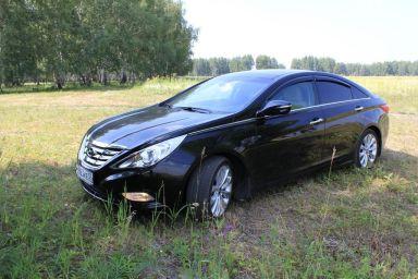 Hyundai Sonata, 2012