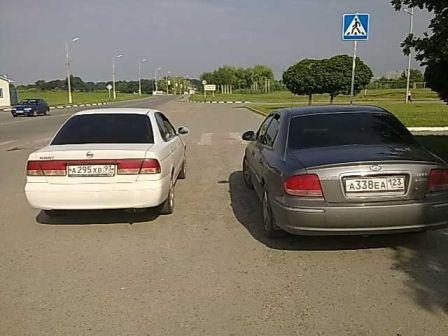 Hyundai Sonata 2003 - отзыв владельца