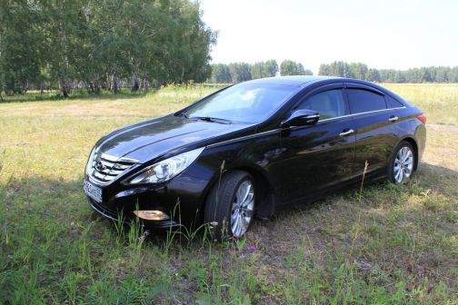 Hyundai Sonata 2012 - отзыв владельца