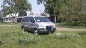 Hyundai Starex 2007 отзыв владельца | Дата публикации: 13.07.2012