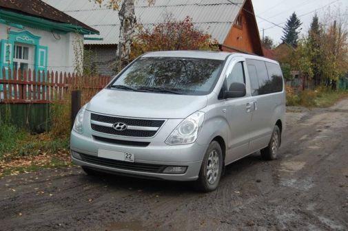 Hyundai Starex 2008 - отзыв владельца