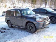 Hyundai Terracan, 2004