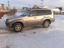Hyundai Terracan, 2005