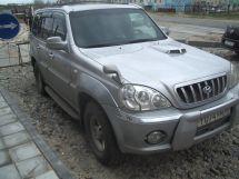Hyundai Terracan, 2001