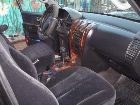 Hyundai Terracan 2001 - отзыв владельца