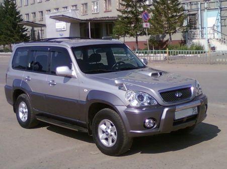 Hyundai Terracan 2003 - отзыв владельца