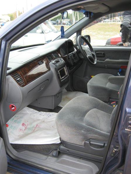 Hyundai Trajet 2002 - отзыв владельца