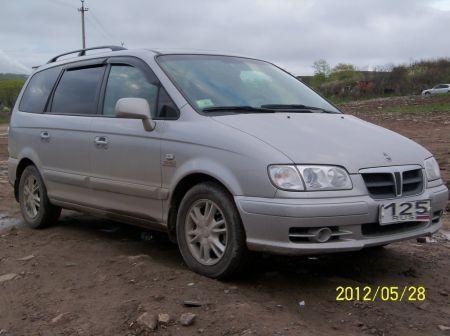 Hyundai Trajet 2007 - отзыв владельца