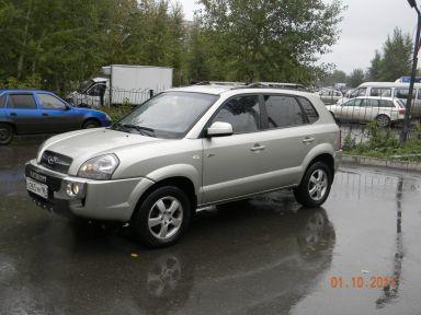 Hyundai Tucson 2006 отзыв автора | Дата публикации 01.12.2011.