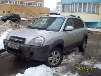 Hyundai Tucson, 2006