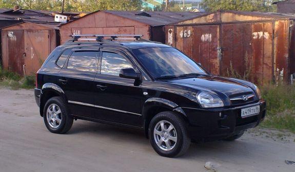Hyundai Tucson 2009 - отзыв владельца