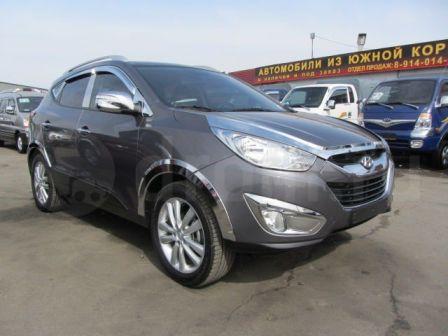 Hyundai Tucson 2011 - отзыв владельца