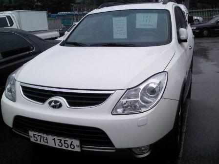 Hyundai Veracruz 2010 - отзыв владельца