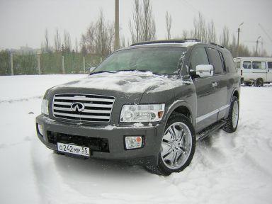 Infiniti QX56, 2005