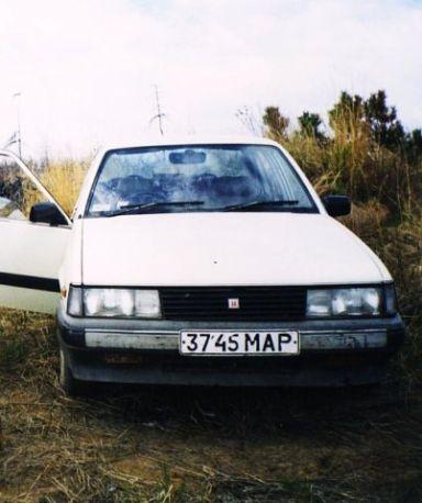 Isuzu Aska, 1983