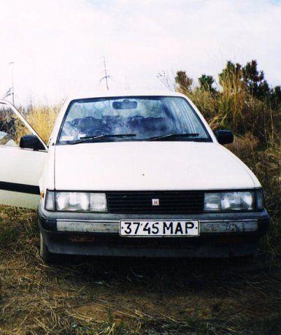 Isuzu Aska 1983 - отзыв владельца