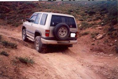 Isuzu Bighorn, 1994