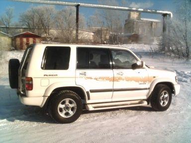 Isuzu Bighorn, 2000