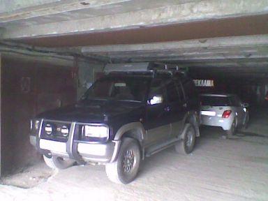 Isuzu Bighorn, 1997