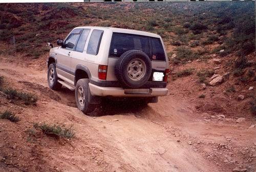 Isuzu Bighorn 1994 - отзыв владельца