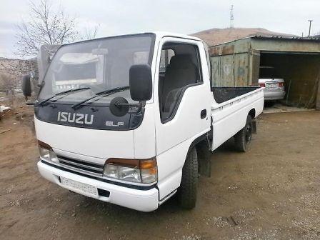 Isuzu Elf 1996 - отзыв владельца