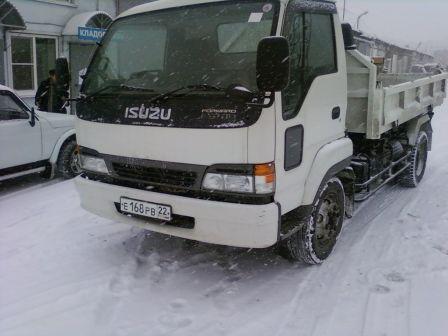 Isuzu Forward 2003 - отзыв владельца