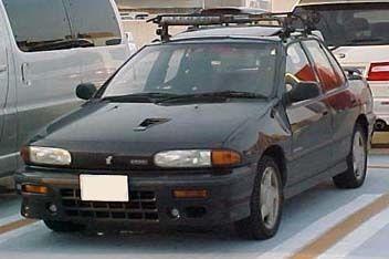 Isuzu Gemini, 1991