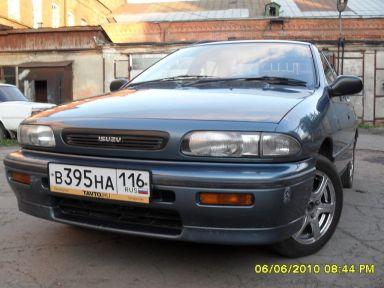Isuzu Gemini, 1993