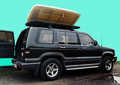 Isuzu Trooper, 1994