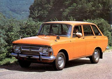 ИЖ 2125 Комби, 1976