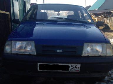 ИЖ 2126 Ода, 2001