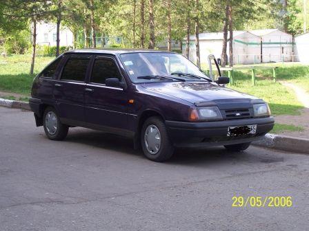 ИЖ 2126 Ода 2000 - отзыв владельца