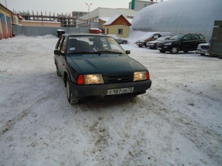 ИЖ 2126 Ода 2001 - отзыв владельца