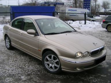 Jaguar X-Type, 2004