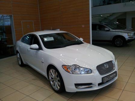 Jaguar XF 2011 - отзыв владельца