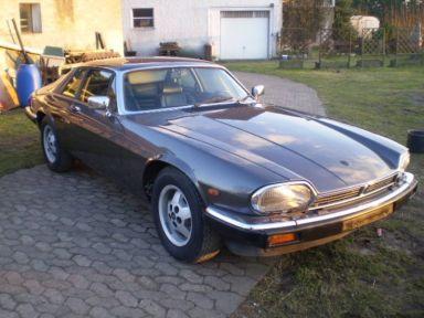 Jaguar XJS, 1987