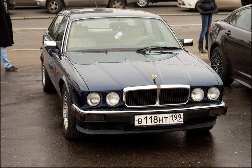 Jaguar XJ 1994 - отзыв владельца
