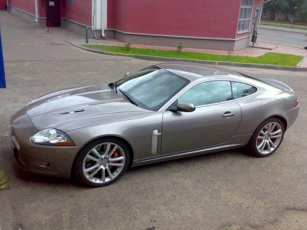 Jaguar XK 2009 - отзыв владельца
