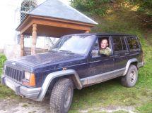 Jeep Cherokee, 1990