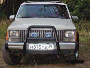 Jeep Cherokee  - отзыв владельца