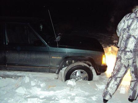 Jeep Cherokee 1993 - отзыв владельца