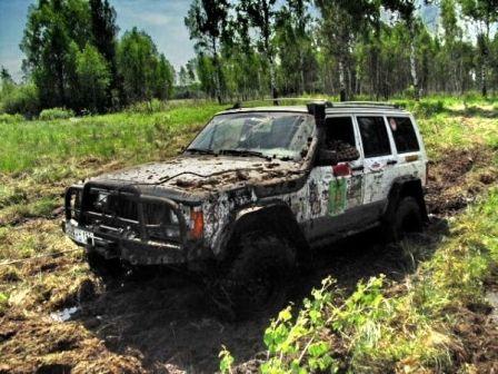 Jeep Cherokee 1992 - отзыв владельца