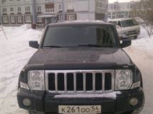 Jeep Commander, 2008