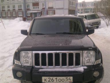 Jeep Commander 2008 отзыв автора | Дата публикации 01.03.2011.