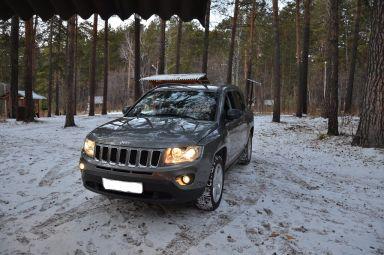 Jeep Compass 2011 отзыв автора | Дата публикации 25.11.2011.