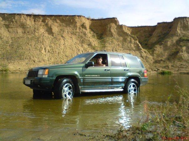 Jeep grand чероки запчасти