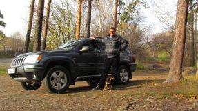 Jeep Grand Cherokee, 2004