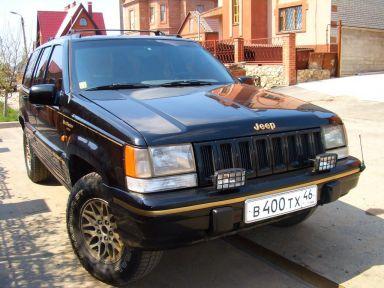 Jeep Grand Cherokee, 1996