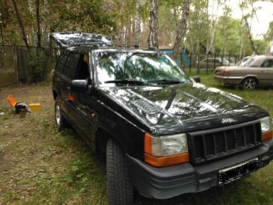 Jeep Grand Cherokee, 1998